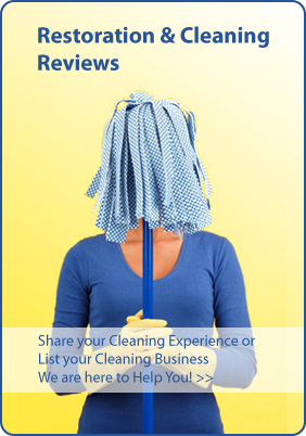 Restoration & Cleaning Reviews