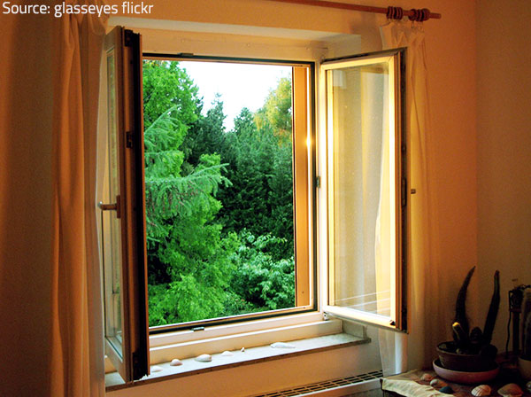 Invite fresh air into your home!