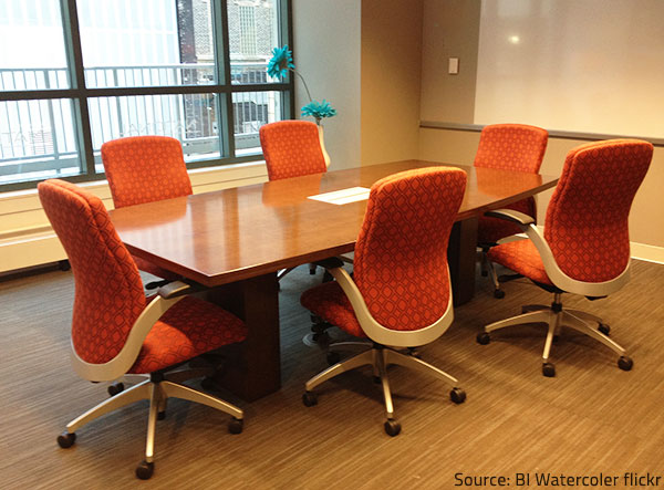 A pleasant and healthy working environment greatly contributes to the prosperity of a business.