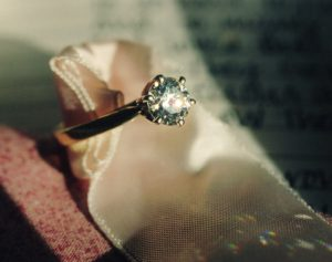 How to clean fire damaged diamond ring