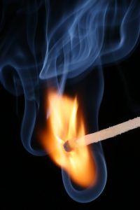 Repairing Fire Damaged Clothing