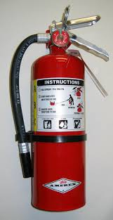 Always keep a fire extinguisher that is easily accessible in the event of an emergency