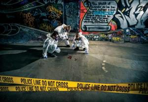 't hesitate to call ServiceMaster for biohazard and trauma scene cleanup