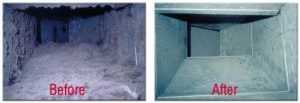 Professional air duct cleanings result in an energy efficient home, saving you money on utility bills.