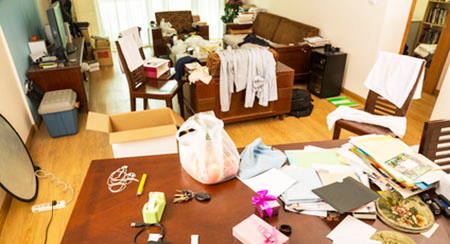 Professional hoarding cleaning can help affected individuals restore their lives.